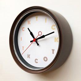 Tick Tock Tick Clock amberbydesign