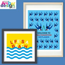 posters by shop.amberbydesign.co.uk