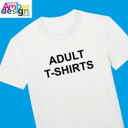 adult tshirts