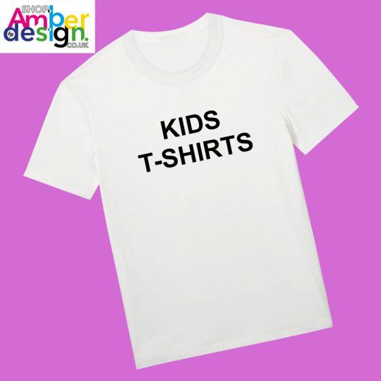 white tshirt for kids